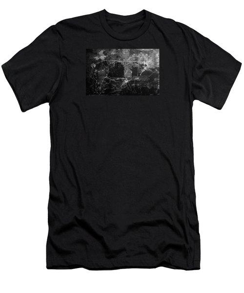 Hybrid Boar 7 Men's T-Shirt (Athletic Fit)