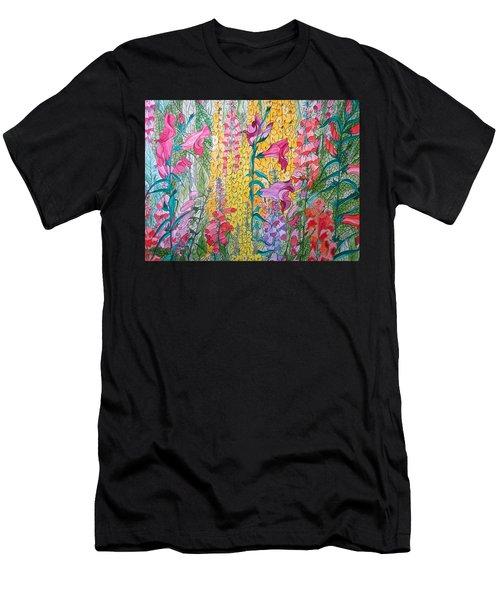 Hybrids 4 Men's T-Shirt (Athletic Fit)