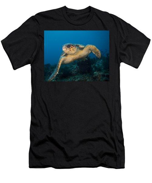 I Am Big Men's T-Shirt (Athletic Fit)