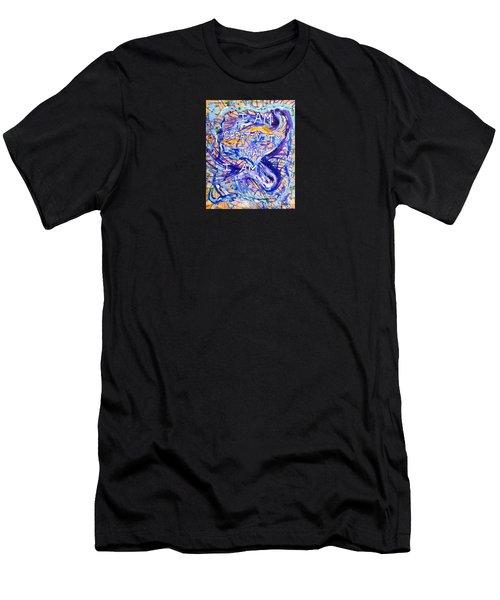 I Am Creativity Men's T-Shirt (Athletic Fit)