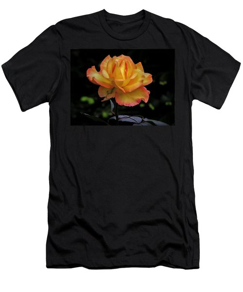 Men's T-Shirt (Slim Fit) featuring the photograph I Know I'm Beautiful by Hanny Heim