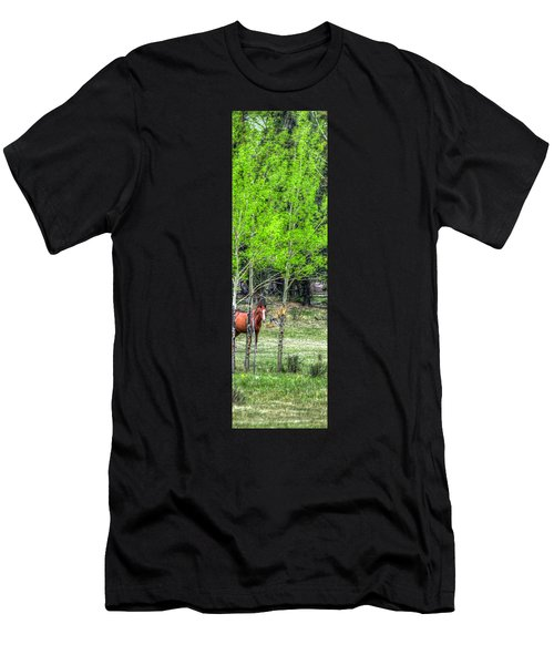 I See You 6172 Men's T-Shirt (Athletic Fit)