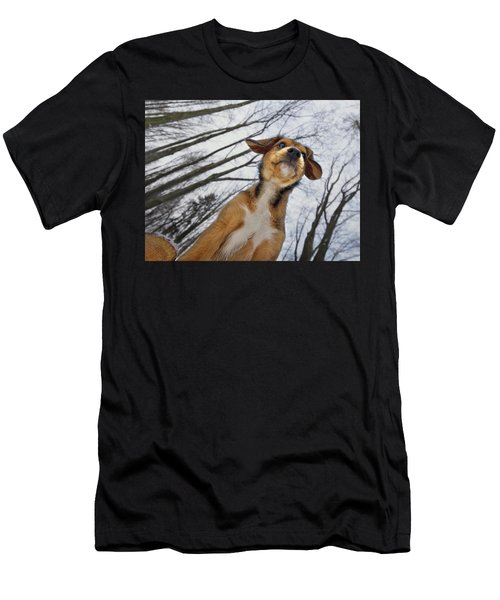 I Wish I Could Fly Men's T-Shirt (Athletic Fit)