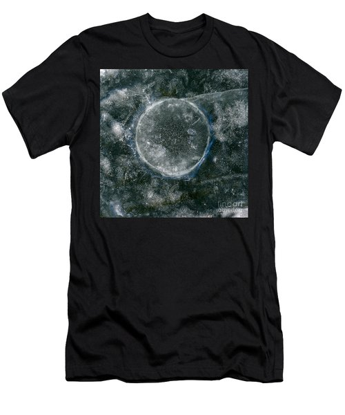 Ice Fishing Hole 15 Men's T-Shirt (Athletic Fit)