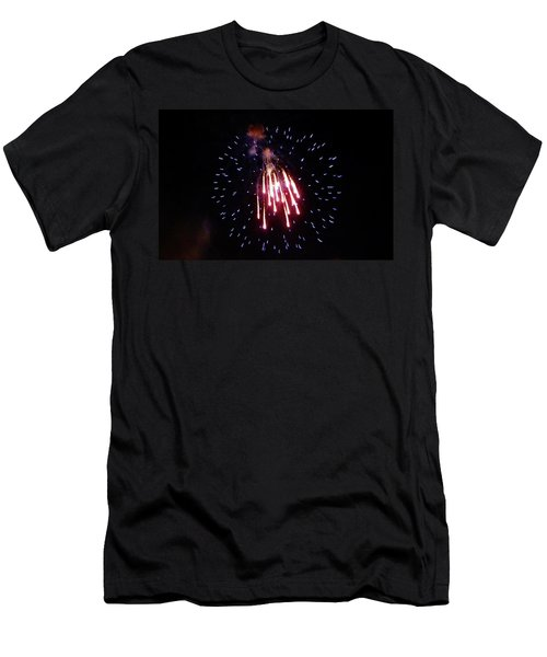 Men's T-Shirt (Slim Fit) featuring the photograph Icicles by Amar Sheow