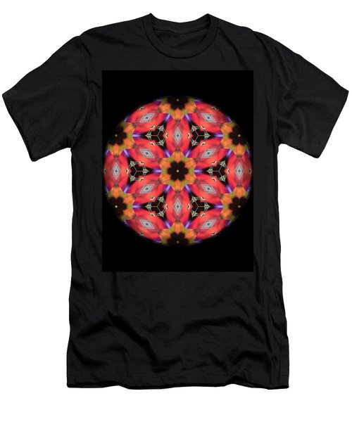 iCube Mandala Men's T-Shirt (Athletic Fit)