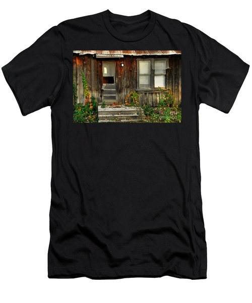 Idaho Retirement Estates Men's T-Shirt (Slim Fit) by Sam Rosen