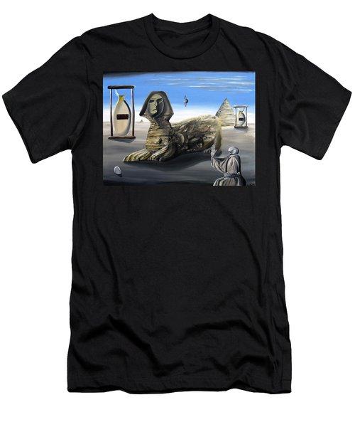 Idolatary Conformity Men's T-Shirt (Slim Fit) by Ryan Demaree