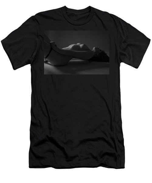 If You Dare Men's T-Shirt (Athletic Fit)