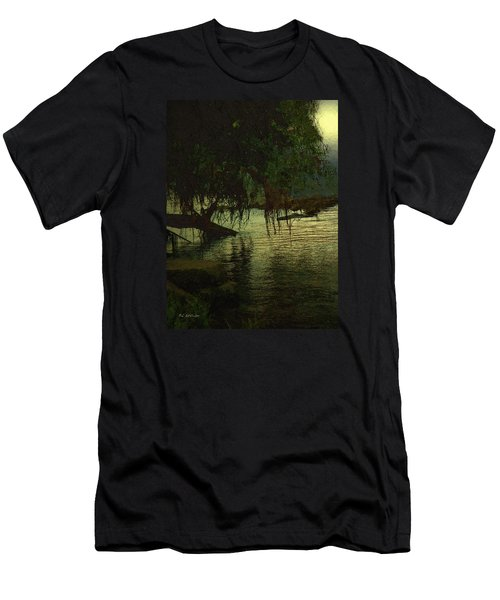 I'll Be Waiting Men's T-Shirt (Slim Fit) by RC deWinter