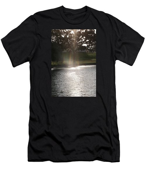 Illuminated Tree Men's T-Shirt (Athletic Fit)