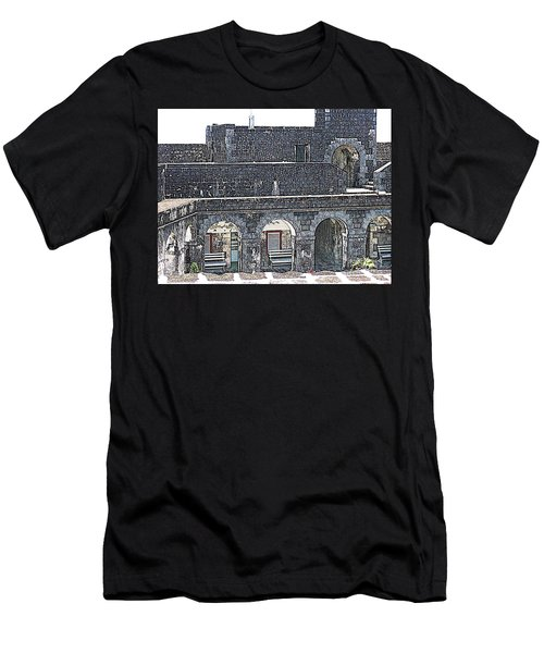 Img_1417 Men's T-Shirt (Slim Fit) by HEVi FineArt