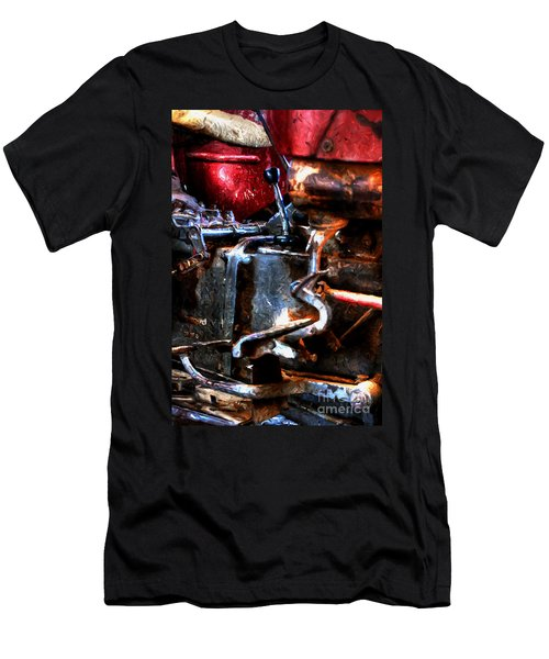 Rotten Old Farm Tractor Men's T-Shirt (Athletic Fit)