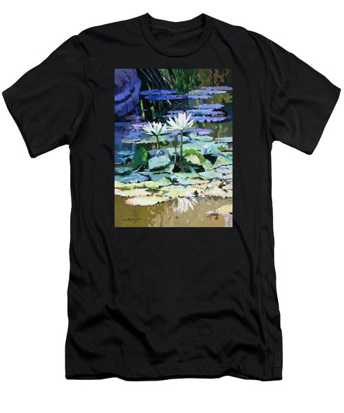 Impressions Of Sunlight Men's T-Shirt (Slim Fit) by John Lautermilch