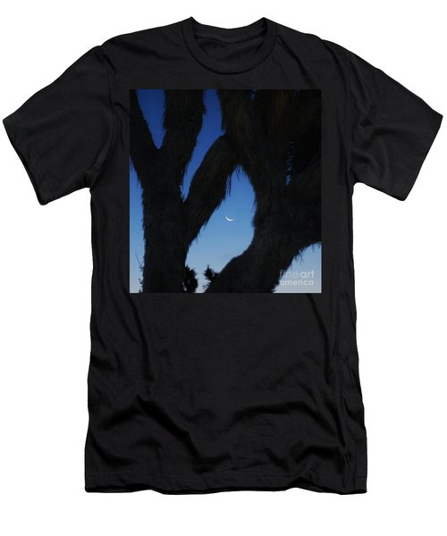 Men's T-Shirt (Slim Fit) featuring the photograph In-between by Angela J Wright