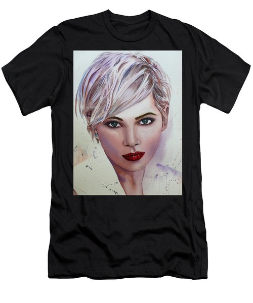 In Her Eyes Men's T-Shirt (Athletic Fit)