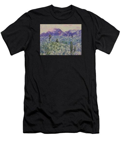 In Quietness And Trust Men's T-Shirt (Athletic Fit)