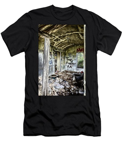 In Ruins Men's T-Shirt (Athletic Fit)