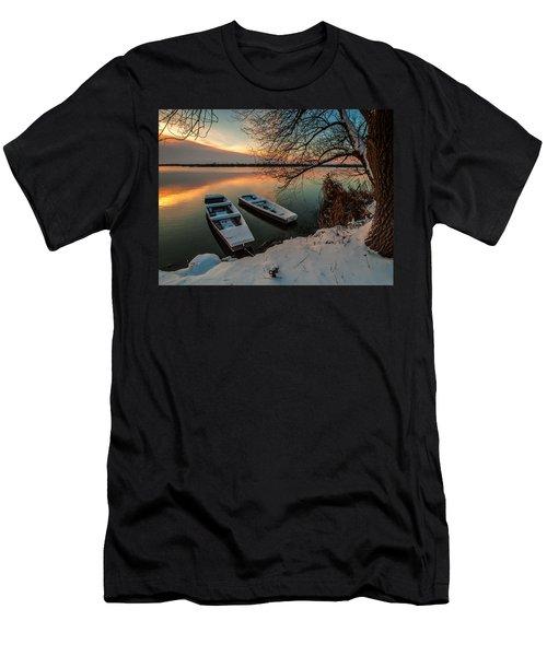 In Safe Harbor Men's T-Shirt (Athletic Fit)