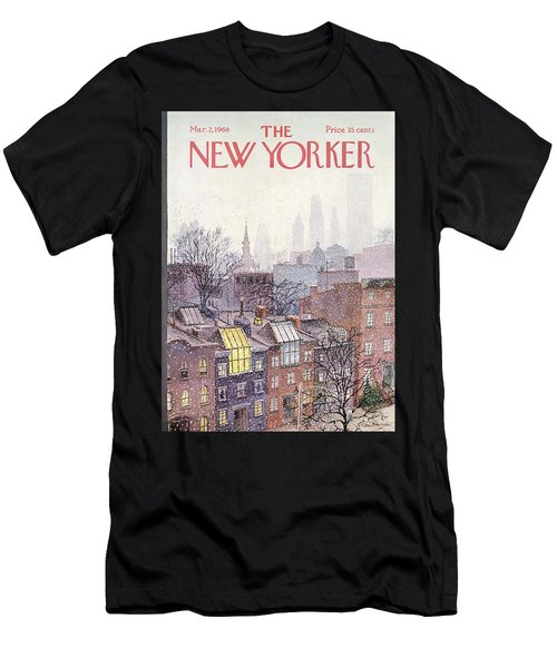 In The Borough Men's T-Shirt (Athletic Fit)