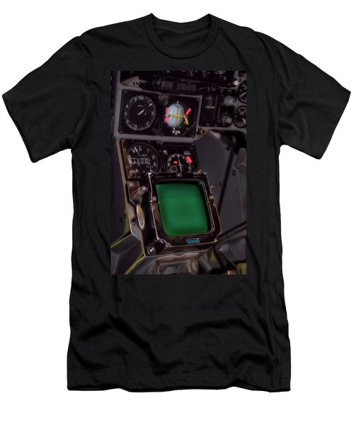 In The Cockpit Men's T-Shirt (Athletic Fit)