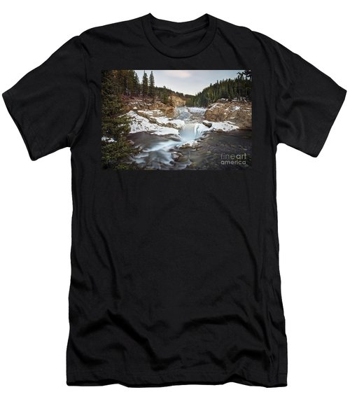 In The Frosty Forests Men's T-Shirt (Athletic Fit)