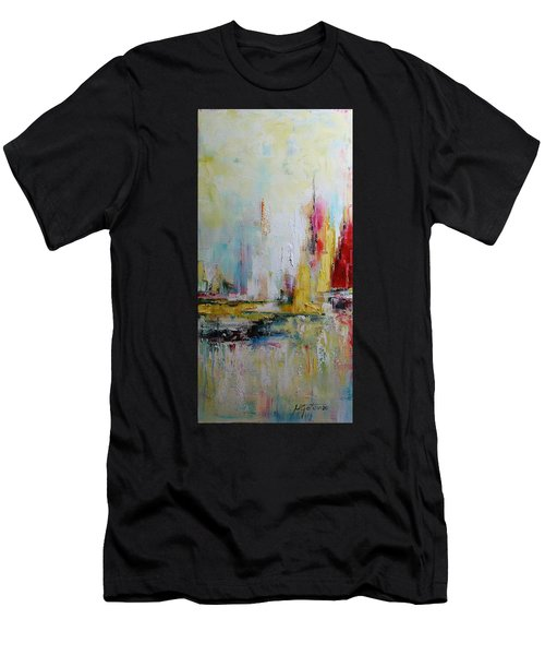 In The Harbour Men's T-Shirt (Athletic Fit)