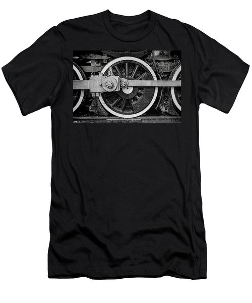 Men's T-Shirt (Slim Fit) featuring the photograph In The Middle by Ken Smith
