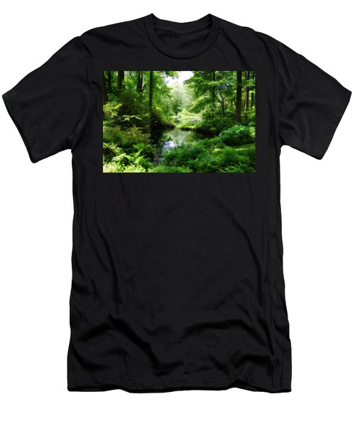 In The Stillness Men's T-Shirt (Athletic Fit)