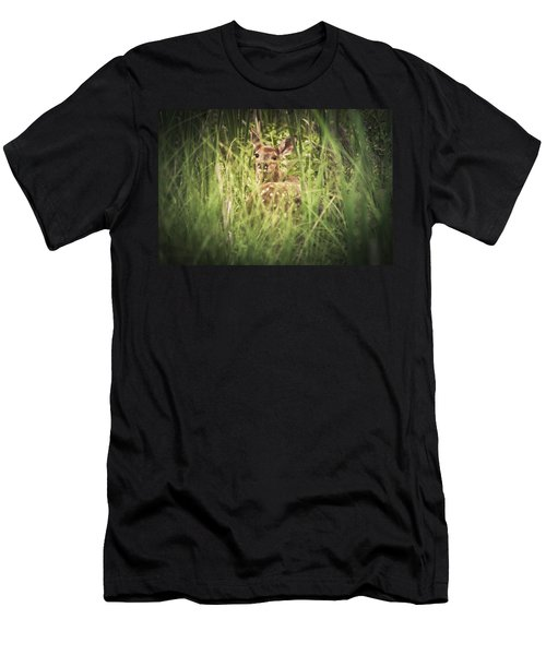 In The Tall Grass Men's T-Shirt (Athletic Fit)