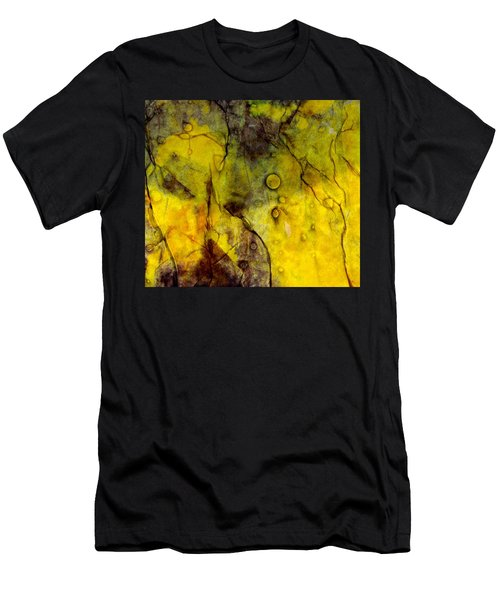 In Yellow  Men's T-Shirt (Athletic Fit)