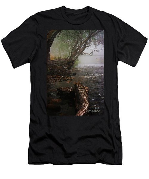 Indeed It Was A Mystical Place Men's T-Shirt (Athletic Fit)