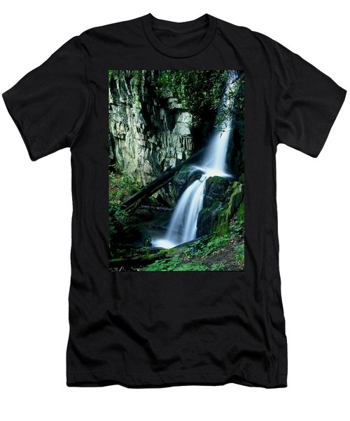 Indian Falls Men's T-Shirt (Athletic Fit)