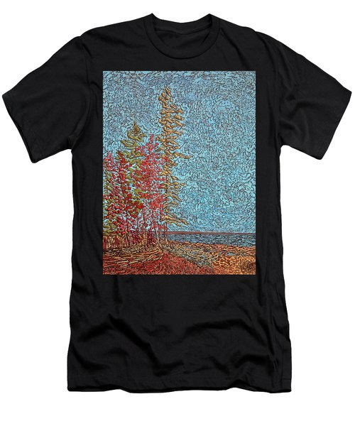 Indian Point - May 2014 Men's T-Shirt (Athletic Fit)