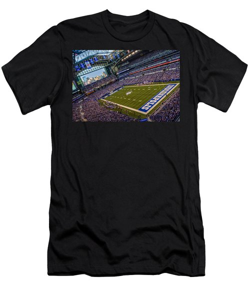 Indianapolis And The Colts Men's T-Shirt (Athletic Fit)