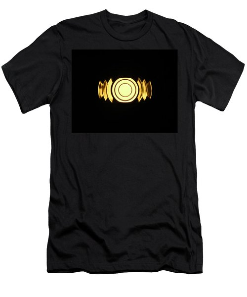 Infinite Gold By Jan Marvin Men's T-Shirt (Athletic Fit)
