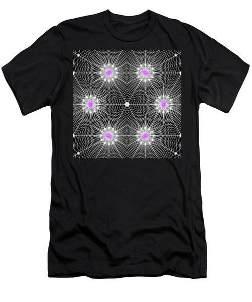 Infinity Grid Six Men's T-Shirt (Athletic Fit)