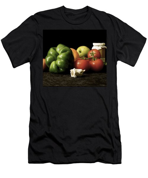 Ingredients Men's T-Shirt (Athletic Fit)