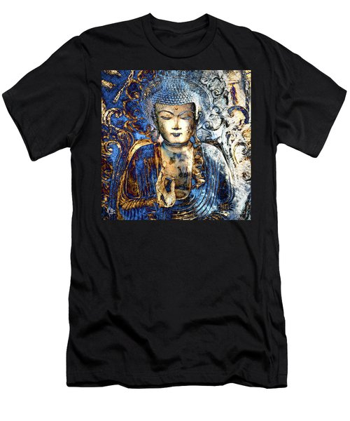 Inner Guidance Men's T-Shirt (Slim Fit) by Christopher Beikmann