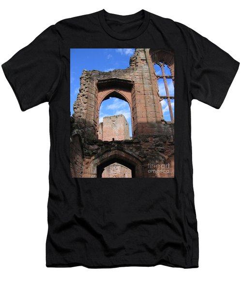 Inside Leicester's Building Men's T-Shirt (Athletic Fit)