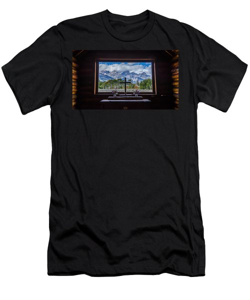 Inside Looking Out Men's T-Shirt (Athletic Fit)
