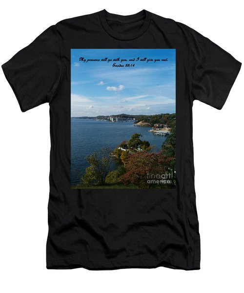 Inspirations 6 Men's T-Shirt (Slim Fit) by Sara  Raber