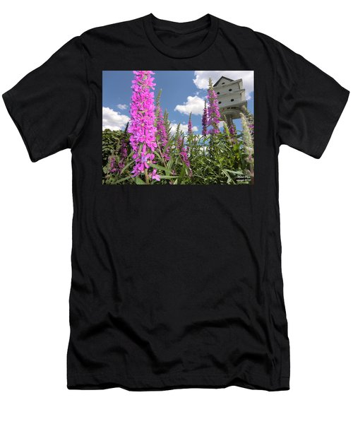Inspiring Peace - Signed Men's T-Shirt (Athletic Fit)