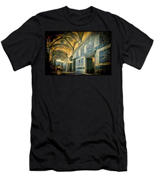 Interior Narthex Men's T-Shirt (Athletic Fit)