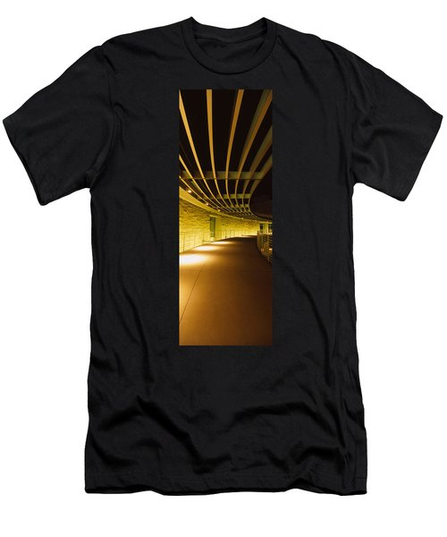 Interiors Of A City Hall, Downtown San Men's T-Shirt (Athletic Fit)
