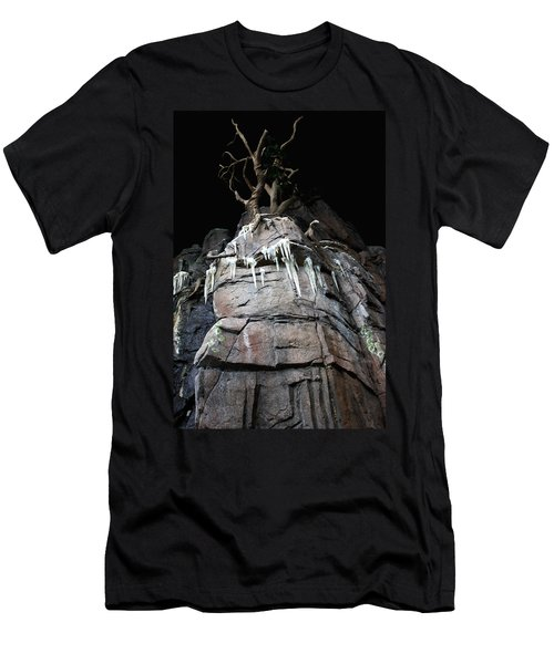 Into The Darkness Men's T-Shirt (Athletic Fit)