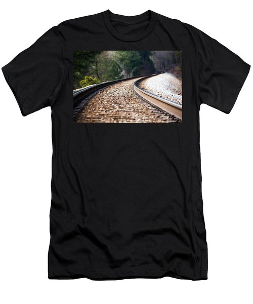 Into The Distance Men's T-Shirt (Athletic Fit)