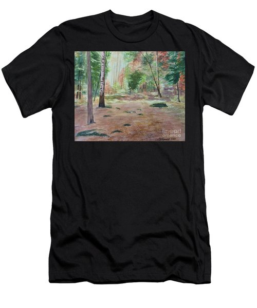 Into The Forest Men's T-Shirt (Athletic Fit)