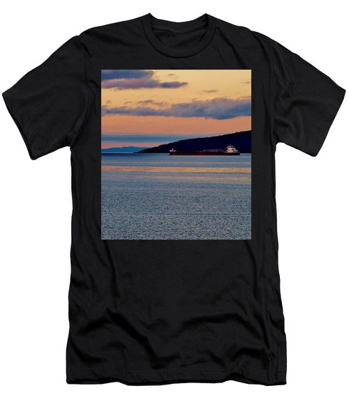 Into The Gitchigumi Night Men's T-Shirt (Athletic Fit)
