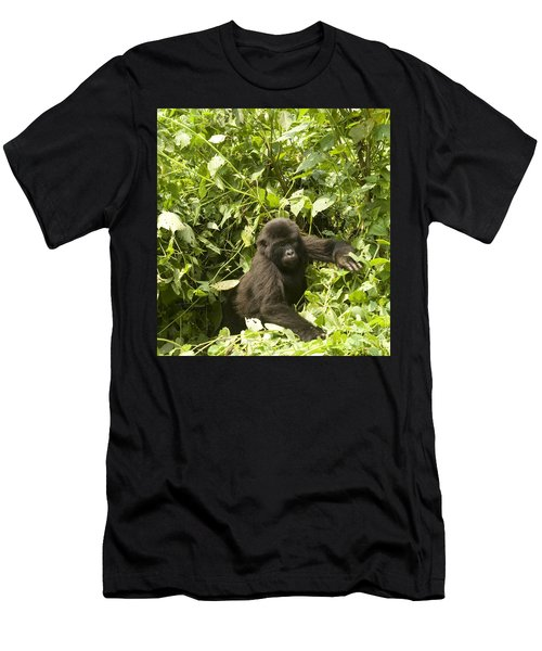Men's T-Shirt (Slim Fit) featuring the photograph Into The Light by Liz Leyden